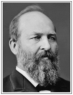bankers wars-17 james garfield-sm