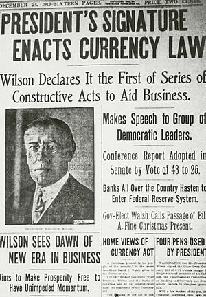 bankers wars-20 federal reserve act