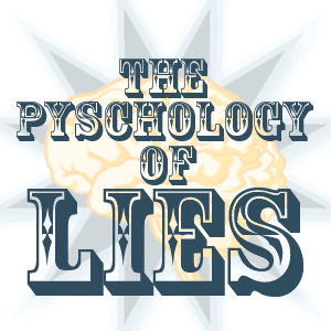 lies psychology