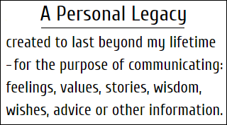 personal legacy 320